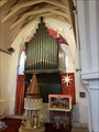 Image for Church Organ - St Mary & St Botolph - Whitton, Suffolk