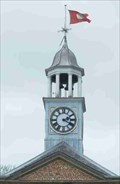 Image for Bishops Castle Town Clock, Shropshire, England
