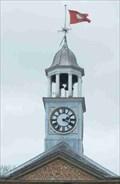 Image for Bishops Castle Town Clock, Shropshire, England