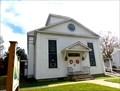 Image for Former Otego Baptist Church - Otego, NY
