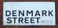 Image for Denmark Street - London, UK