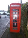 Image for Red Phone Box - Golden Grove - Dryslwyn - Carmarthenshire, Wales.