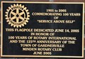 Image for Rotary International - Centennial ~ Gardnerville, Nevada