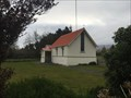 Image for St Albans Church Te Rehunga. Southern Hawkes Bay - New Zealand