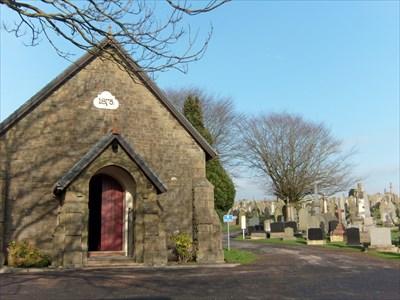 Box Cemetry Churchyard, Llanelli, Wales.