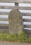 Image for Brecon Milestone, A40, Llanspyddid, Powys, Wales