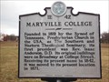 Image for Maryville College, 1E 42 - Maryville, TN