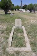 Image for Esteban Herrera -- Cementario Campo Santo/Little Mexico Cemetery, Junction TX