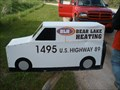 Image for Bear Lake Heating Truck Mailbox - Fish Haven, ID