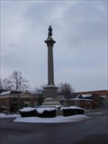Image for Monument Circle Historic District - Warsaw, New York