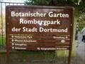 Image for Botanischer Garten Rhombergpark - Dortmund-Germany
