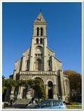 Image for Clocher de l'Église Notre-Dame-du-Rosaire de Saint-Ouen, Ile de France