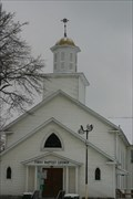 Image for First Baptist Church Steeple - Hamburg, NY