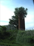 Image for Silo with tree, Knob Noster, MO