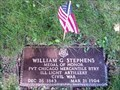 Image for William George Stephens-Chicago, IL