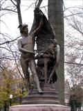 Image for Mercure s'amuse Statue - St. Louis, Missouri