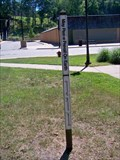 Image for Peace Memorial Park Peace Pole - Newaygo, Michigan