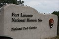 Image for Old Fort Laramie -- Fort Laramie WY