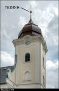 Image for TB 2715-34 Hlucín - Kostel Sv. Jana Krtitele