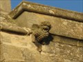 Image for Feathered Fiend Chimera - St Andrew's Church, Brigstock, Northamptonshire, UK