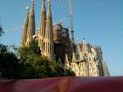 veritas vita visited Sagrada Família