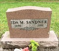Image for 100 - Ida M. Sandner - Wisner Cemetery, Linn County, Oregon