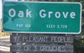 Image for Oak Grove ~ Elevation 2728