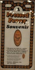 Image for Cabela's Ozark Trails Museum Penny Smasher