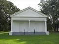 Image for  Newbern Presbyterian Church and Cemetery - Newbern, Alabama