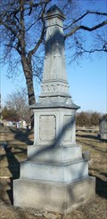 Image for Bigelow - Paola Cemetery  -  Paola, KS