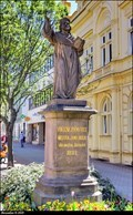 Image for Pomník Jana Husa / Jan Hus memorial - Jicín (East Bohemia)