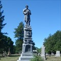 Image for Veterans Memorial - Oakwood Cemetery - Redwood, NY