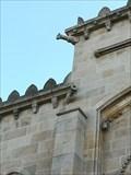 Image for Gargoyles in historic arquives building - Ourense, Galicia, España
