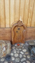 Image for Oberon's Three-Penny Tavern Wee Folk Fairy Door - Ashland, OR