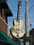 Image for Sun Record Gibson - Memphis TN