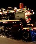 Image for Locomotive Park Train Winter Lights