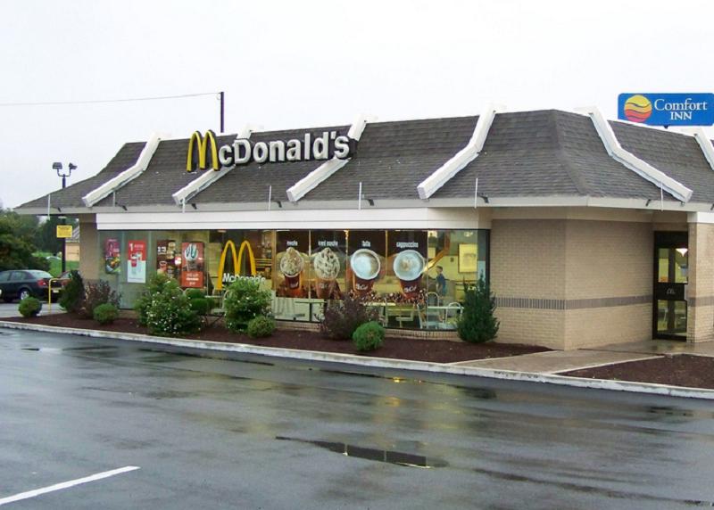 McDonald's #11802 - I-81, Exit 20 - Scotland, Pennsylvania