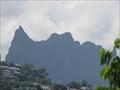 Image for Le relief volcanique,Tahiti - Polynésie Française