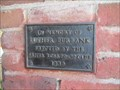 Image for Luther Burbank Plaque - Santa Rosa, CA