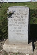 Image for Jefferson Davis Highway No. 2 -- Old TX SH 2/US 81/Congress Ave., Austin TX