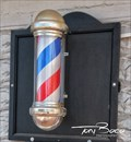 Image for Phil's Barber Shop Pole - Canon City, CO