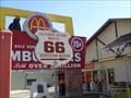 Image for Historic Route 66 - McDonald's Museum - San Bernardino, California, USA.