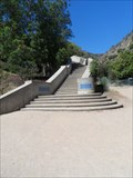 Image for Wrigley Memorial Stairway  -  Catalina Island, CA