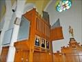 Image for Saint-Thomas de Memramcook Church Organ - Memramcook, NB