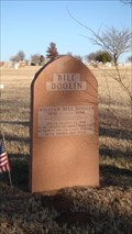 Image for Bill Doolin - Summit View Cemetery - Guthrie, OK