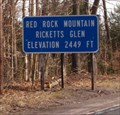 Image for Red Rock Mountain Ricketts Glen 2449FT