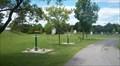 Image for Sentier d'exercice extérieur du Parc Delorme, Montréal (Qc) Canada