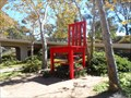 Image for Big Red Chair  -  San Diego, CA