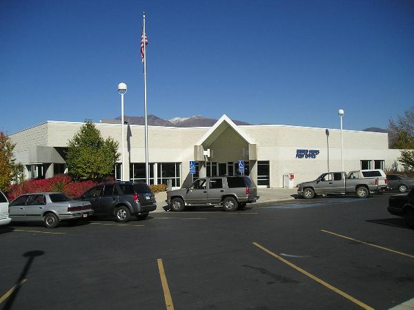 Spanish Fork Post Office