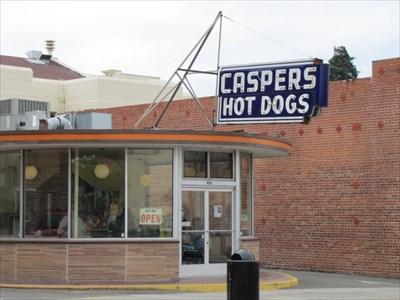 Caspers Front Left, Hayward, CA